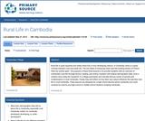Rural Life in Cambodia