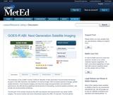 GOES-R ABI: Next Generation Satellite Imaging
