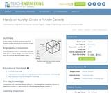 Create a Pinhole Camera