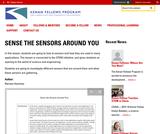 Sense the Sensors Around You