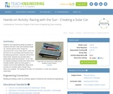 Racing with the Sun - Creating a Solar Car