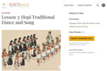 Lesson 3: Hopi Traditional Dance and Song