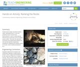 Ranking the Rocks