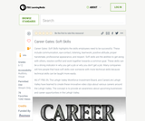 Career Gates: Soft Skills