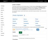 Learn Arabic 101