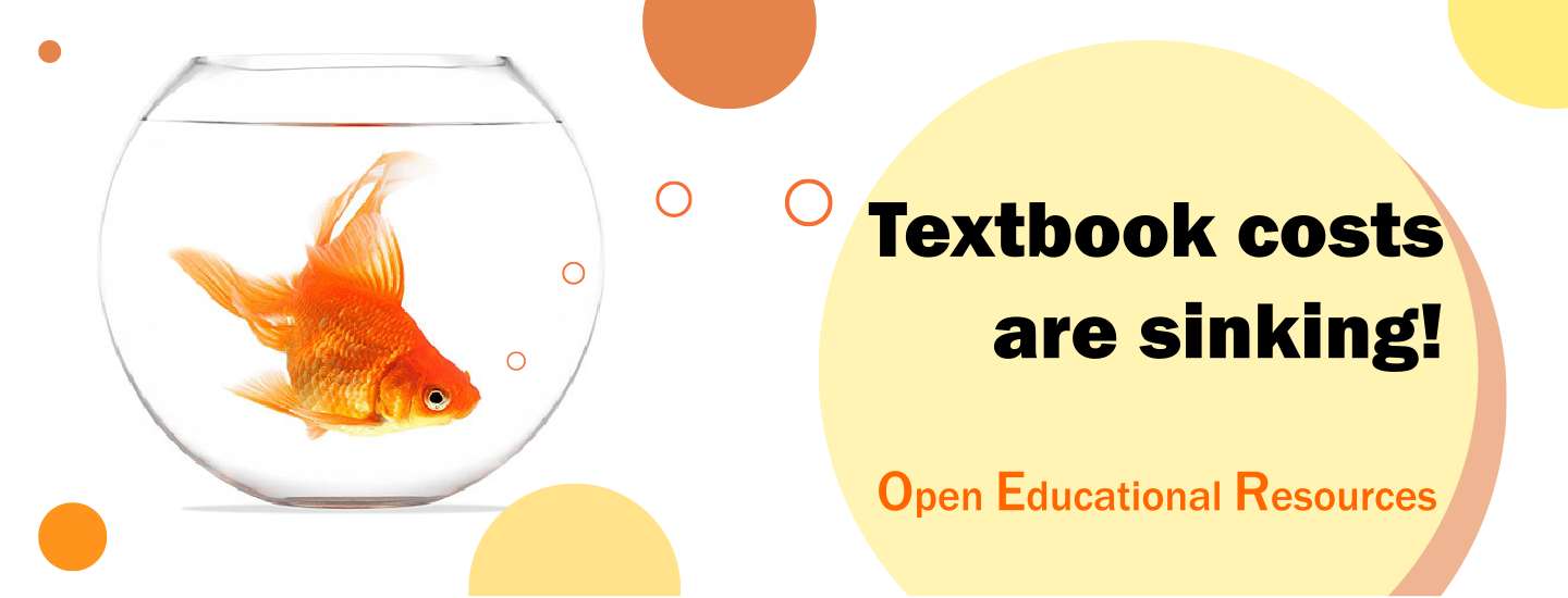 Textbook Costs are Sinking - OER