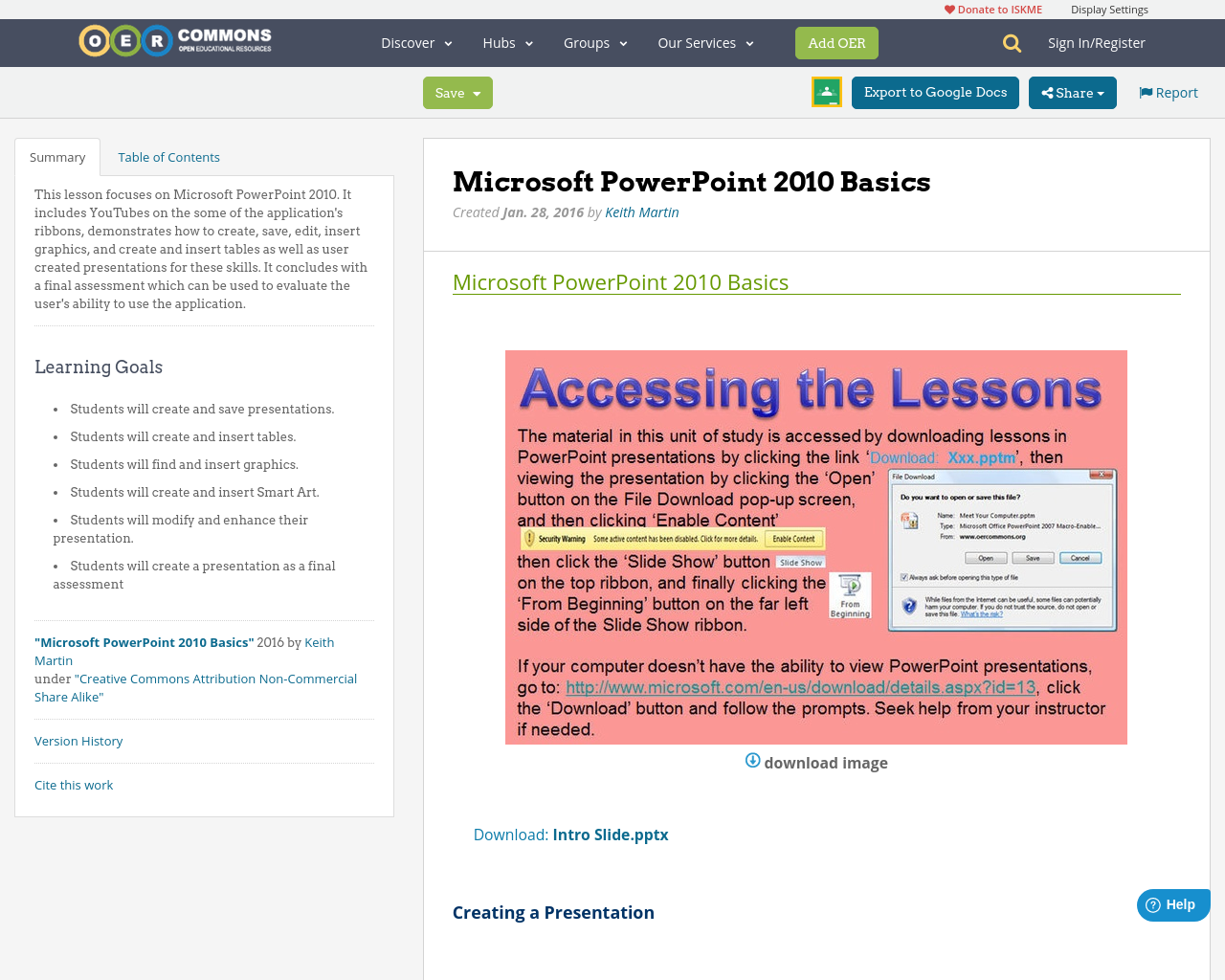 Scroll Down To Read : How To Cite A Website On Powerpoint By Tewfik Allal