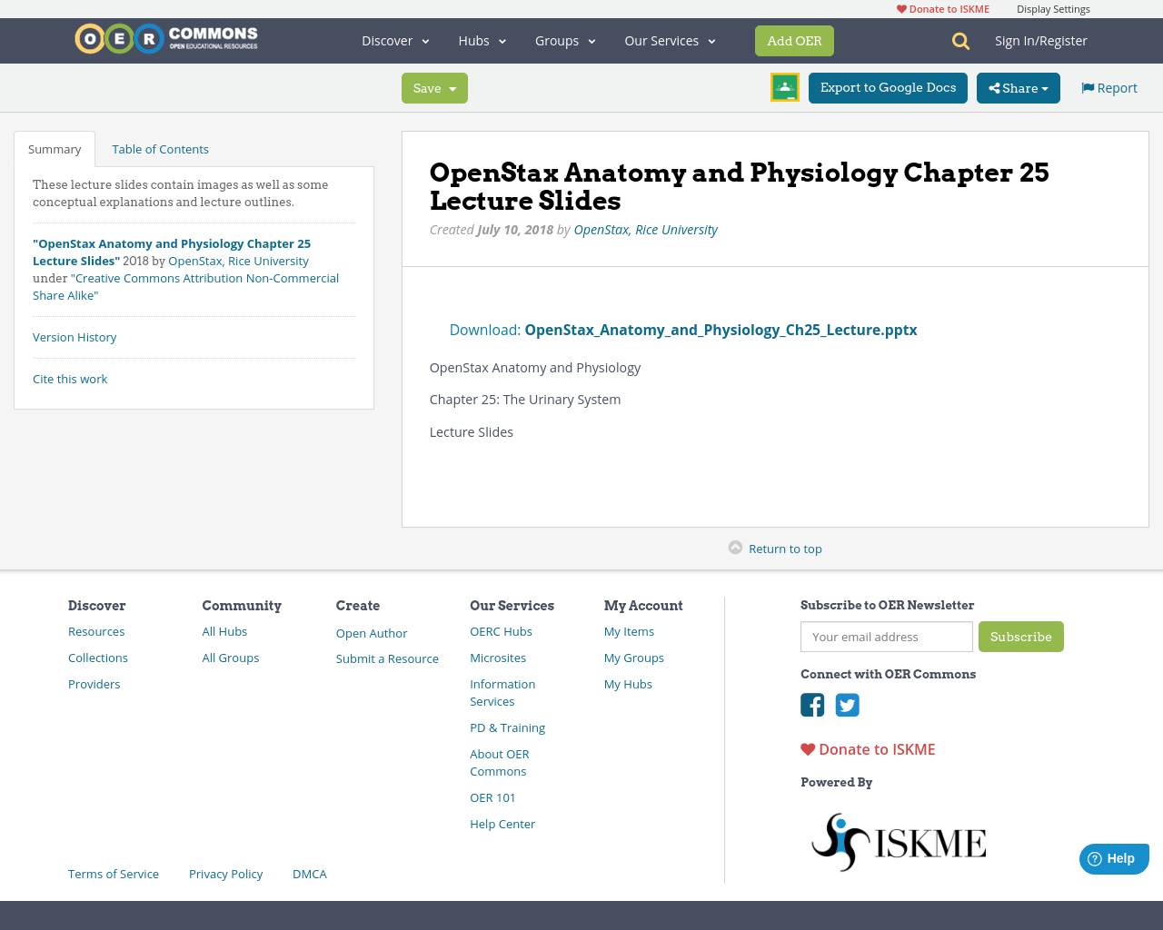 OpenStax Anatomy and Physiology Chapter 25 Lecture Slides | OER Commons